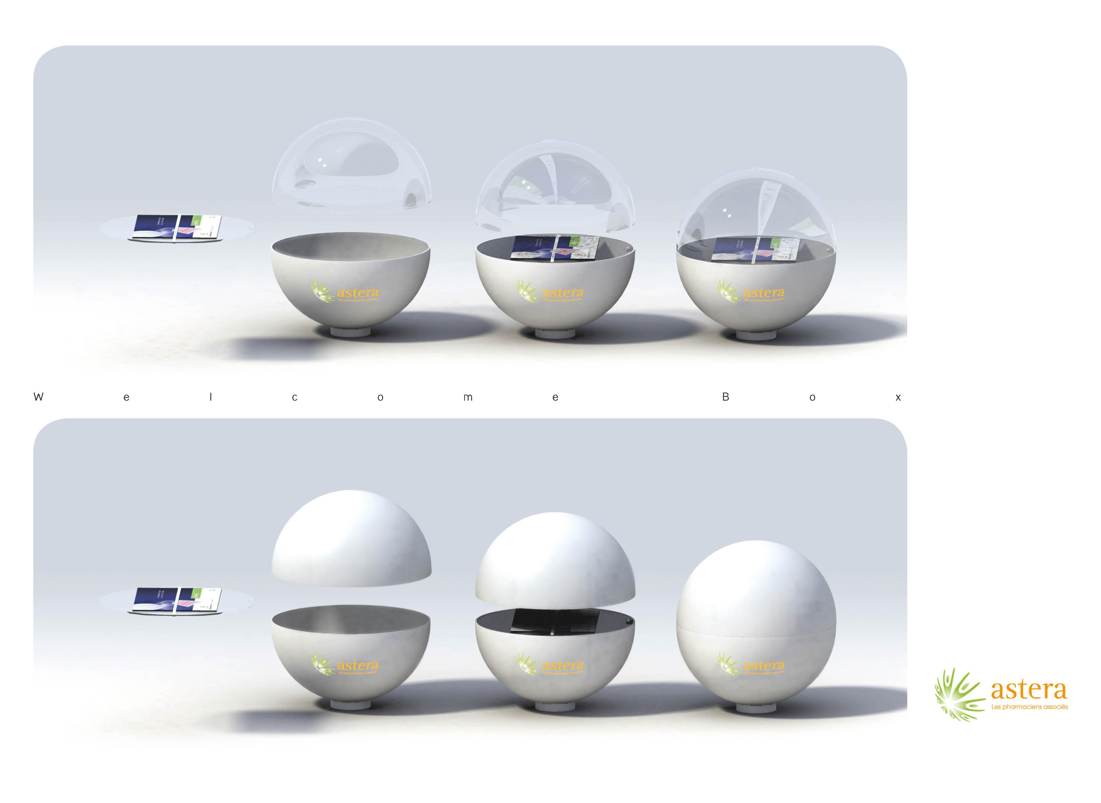 Conception 3d madline for Conception 3d