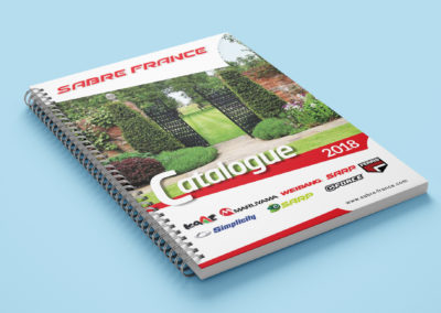 Catalogue global Sabre France 2018 - couv