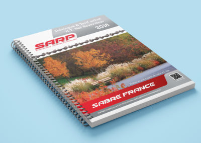 Catalogue SARP Forestier 2018 - couverture
