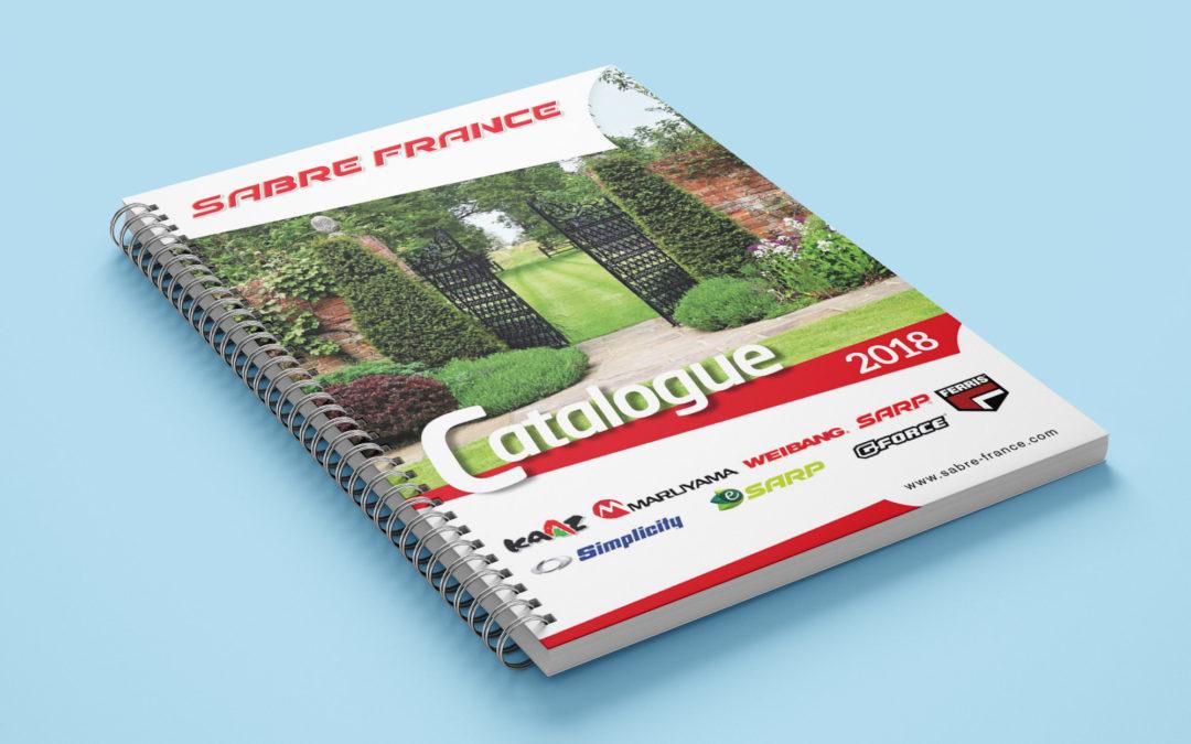 Des catalogues à la page pour Sabre France